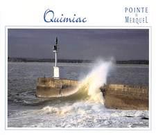 44 - QUIMIAC-MESQUER Pointe De Merquel - Tempéte Sur La Jetée... - Altri Comuni