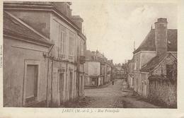 DPT 49  JARZE Rue Principale CPA  TBE - France