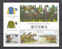 Irlanda Nuovi:  BF  N. 18 - Blocchi & Foglietti