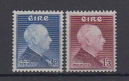 Irlanda Nuovi:  N. 128-9 - 1949-... Repubblica D'Irlanda