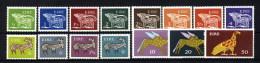 Irlanda Nuovi:  N. 252-66 - 1949-... Repubblica D'Irlanda