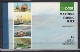 Irlanda Nuovi:  N. 774-7  In Libretto - 1949-... Repubblica D'Irlanda