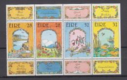 Irlanda Nuovi:  N. 791-4  In Blocco - 1949-... Repubblica D'Irlanda