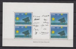 Irlanda Nuovi:  N. 813 X 4  Tratti Da Libretto - 1949-... Repubblica D'Irlanda