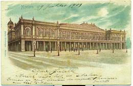 ITALIA Novara, Teatro Coccia 171207; Italy - Novara