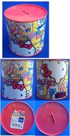 """Piggy Bank Canister """" Hello Kitty """" - Other Collections"""
