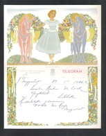 Telegram - Télégramme -  RTT België - Nr. B17 (V) (OD 012) - Announcements