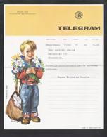 Telegram - Télégramme -  RTT België - Nr. B29 (OD 025 A) - Announcements