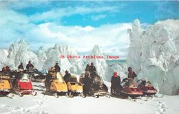 281685-Montana, West Yellowstone, Snowmobiles On Two Top Mountain, Seaich By Koppel No 137035 - Verenigde Staten