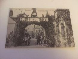 BG - 700 - NOUAN-le-FUZELIER - Inauguration De L'école Des Filles - Arc De Triomphe - France