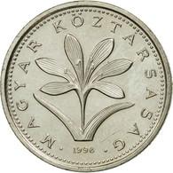 Monnaie, Hongrie, 2 Forint, 1996, SUP, Copper-nickel, KM:693 - Hongrie