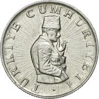 Monnaie, Turquie, 10 Lira, 1981, TTB, Aluminium, KM:945 - Turquie