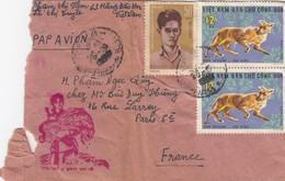 VIET-NAM COVER. HANG-DAO TO PARIS - Vietnam