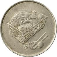 Monnaie, Malaysie, 20 Sen, 1992, TTB, Copper-nickel, KM:52 - Malaysie