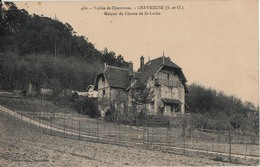 CHEVREUSE-MAISON DE CHASSE DE SAINT LUBIN - Chevreuse