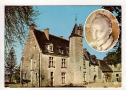 CP 10*15-ZC1385-MAISON NATALE DE RONSARD LA POSSONIERE A COUTURE - France
