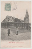 CPA 77 MITRY L' Eglise L' Abside - Mitry Mory
