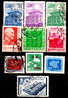 Taiwan-0036 - Emissione 1956-1959 - Senza Difetti Occulti. - 1945-... Repubblica Di Cina