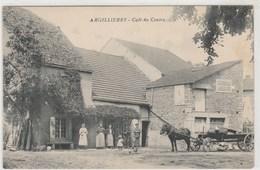 ARGILLIERES - Café Du Centre , Attelage - Sonstige Gemeinden