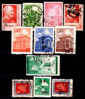 Taiwan-0038 - Emissione 1956-1959 - Senza Difetti Occulti. - 1945-... Repubblica Di Cina