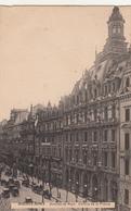 Buenos Aires, Avenida De Mayo. Post Card Used To Italy 1914 - Argentina