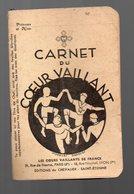 (scoutisme) Carnet Du COEUR VAILLANT 1941 (PPP15300) - Books, Magazines, Comics