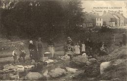 PLOUNEVEZ LOCHRIST -  Lavoir De Pont-ar-rest  42 - Frankrijk
