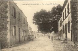 PLOUNEVEZ LOCHRIST - Vue D'ensemble Du Bourg  43 - France
