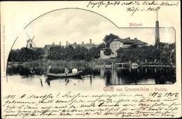 Cp Grevesmühlen In Mecklenburg Vorpommern, Molkerei - Allemagne