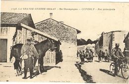 La Grande Guerre 1914-17. - CUPERLY - Rue Principale  65 - Francia