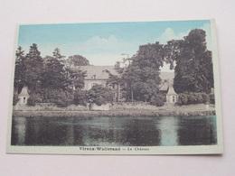 VIREUX-WALLERAND - Le Château ( 29 Lesec (?) Librairie ) Anno 19?? ( See / Voir Photo ) ! - Charleville