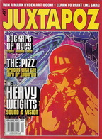 JUXTAPOZ N° 33 - ART MUSIQUE - Tijdschriften