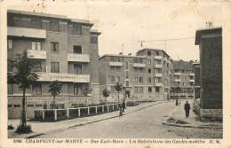Champigny-sur-Marne : Rue Karl-Marx - Champigny Sur Marne