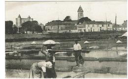 NOIRMOUTIER - Les Marais-Salants - Noirmoutier