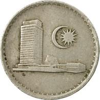 Monnaie, Malaysie, 10 Sen, 1982, Franklin Mint, TTB, Copper-nickel, KM:3 - Malaysie