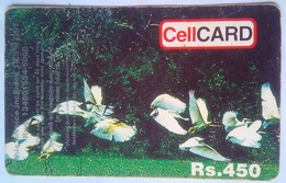 17SRLA Lanka Pay Phones Rs100 - Sri Lanka (Ceylon)