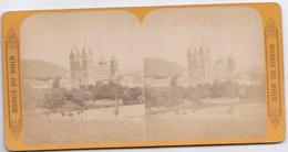 Stereo-Photographie Andernach Kirche - Photos Stéréoscopiques