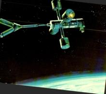 ASTRONOMIE ,  Usine Spatiale - Astronomia