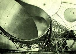 ASTRONOMIE ,  Station Spatiale De PLEUMEUR BODOU , Antenne De Télécommunications - Astronomia