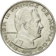 Monnaie, Monaco, Rainier III, Franc, 1976, SUP, Nickel, Gadoury:MC 150, KM:140 - 1960-2001 Nouveaux Francs