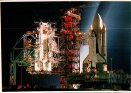ASTRONOMIE , Kennedy Space Center , Floride , Le Vaisseau Spatiale Et Sa Structure - Astronomia