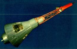 ASTRONOMIE , Capsule Mercury Utilisée Par Glenn Carpenter Dans Son Vol Orbital - Astronomia