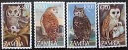 Zambia 1997 ** Mi.729-32  Birds MNH [21;148] - Oiseaux