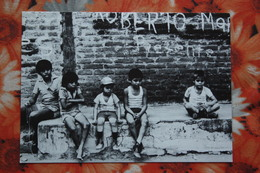 Nicaragua Libre - Little Boy - Old Postcard - Nicaragua