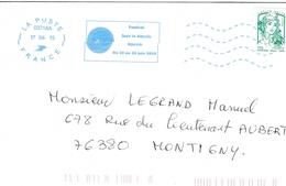 Festival Jazz Ajaccio 2015 - Flamme Aiaccio - Corse - Musique - Poststempel (Briefe)