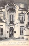 75 - PARIS ( Série PARIS D'AUTREFOIS N° 100 ) Rue Saint Gilles - Ancien  Pavillon De L'Hotel MORANGIS - CPA - Konvolute, Lots, Sammlungen