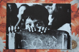Nicaragua Libre - Little Boy Behind The Chair - Old Postcard - Nicaragua