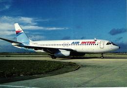 AVION - AIR INTER DASSAULT MERCURE 100 PARIS ORLY - Airplanes