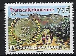 """Nle-Caledonie YT 1127 """" Transcalédonienne """" 2011 Neuf** - Neufs"""