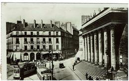 NANTES - Le Grand Théâtre, Place Graslin Et Hôtel De France - Nantes